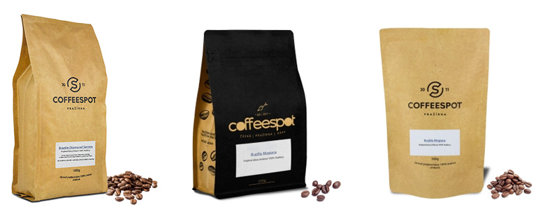Zdrnková káva z pražírny