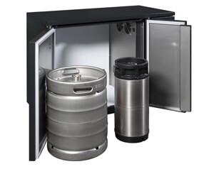 Chladič na KEG sudy