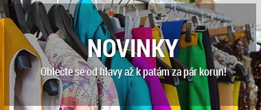 Novinky second hand online