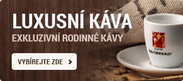 Luxusní káva